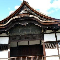 Hongwanji Nishi Temple Kyoto Japan