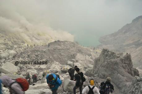 Kawah Ijen Indonesia