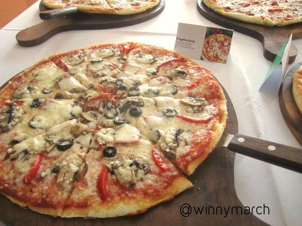 Pizza di Signora Pasta