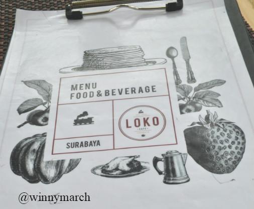 Loko Cafe Surabaya