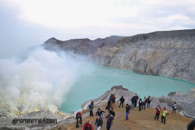 Mountain Ijen