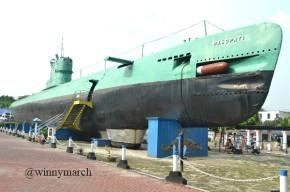 Museum Kapal Selam Surabaya