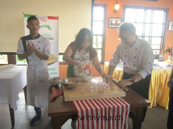 Signora Pasta BSD Tangerang
