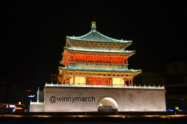 Drum Tower Xian