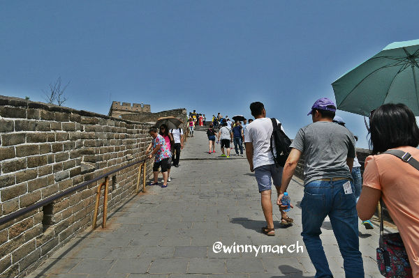 great wall -beijing