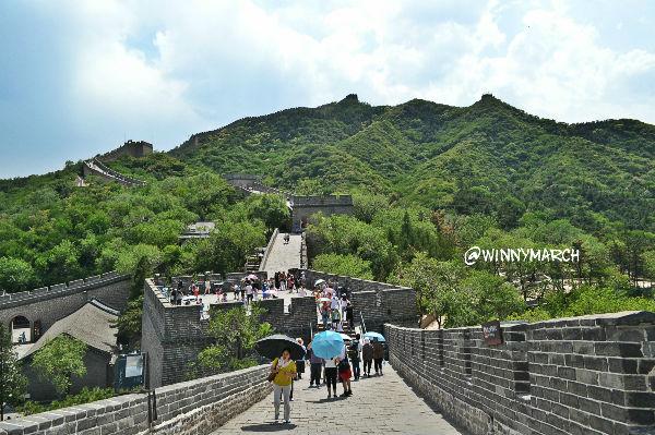 tembok besar china-beijing