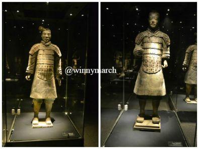 terracota army xian china