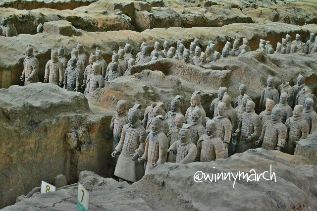The Terracotta Army China