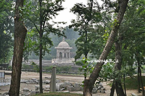 Old Summer Palace (Ruins of Yuanmingyuan)