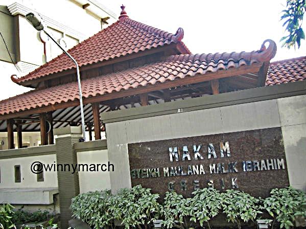 Makam Sunan Maulana Malik Ibrahim
