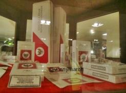Rokok kedutaan Indonesia