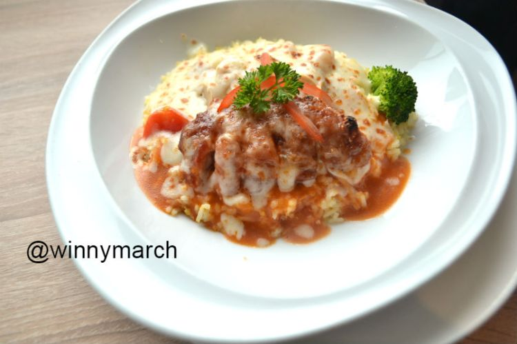 HKC Special Baked Rice