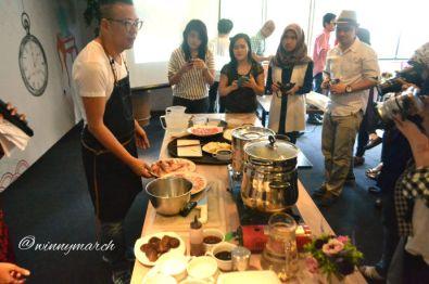 Celebrity chef Hong Kong, Walter Kei