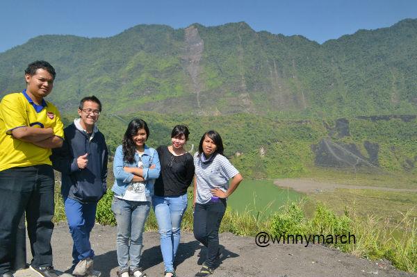 Mount Galunggung