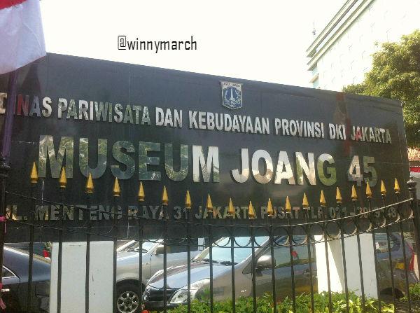 Museum Joang '45 Jakarta