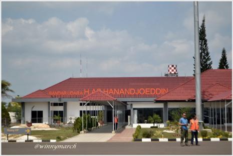 Bandara Tanjung Pandan
