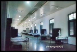 Stovia dormitory room