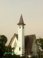 gereja ayam menteng