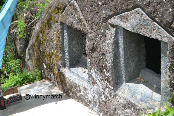 kuburan di batutumonga