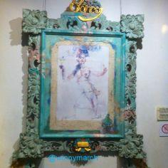 Lukisan di Museum Seni Rupa dan Keramik
