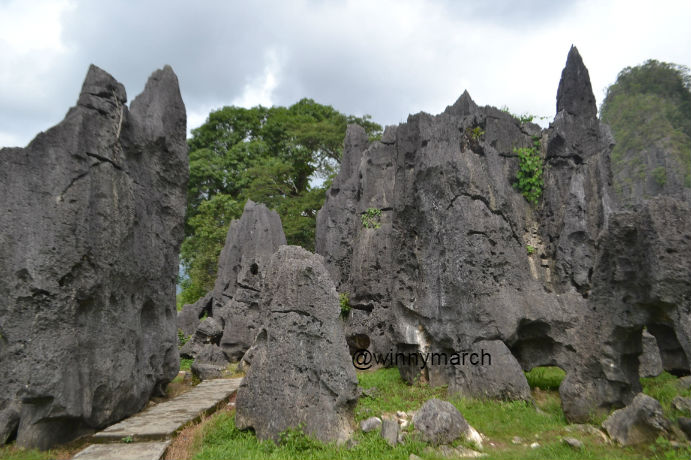 leang-leang Makassar Sulawesi Selatan