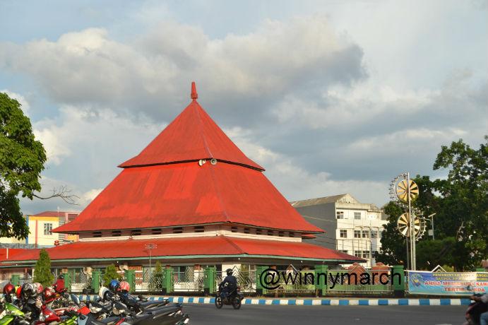 masjid jamek bengkulu