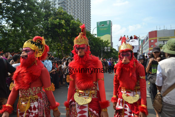 perayaan cap Gomeh Jakarta