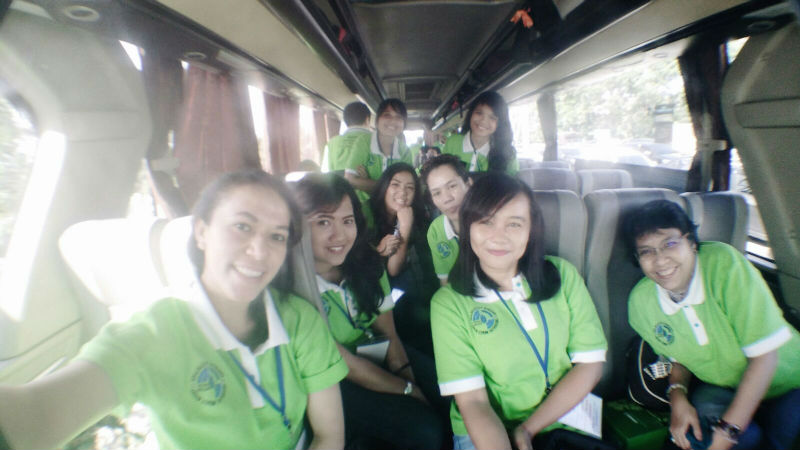 Outing di Sukabumi