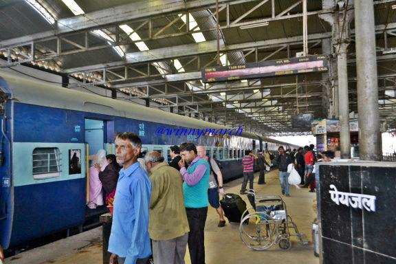Agra Fort Station