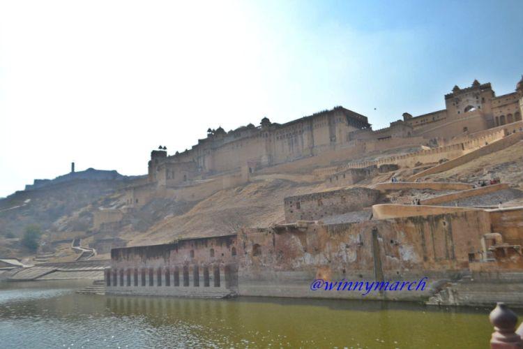 Ambert Fort Jaipur Rajahstan