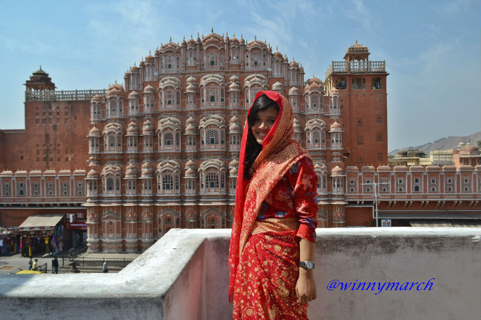 Hawa Mahal, Jaipur India