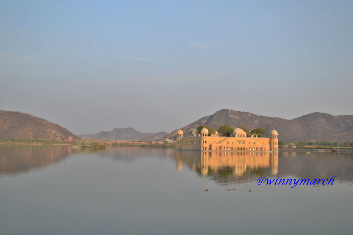 Jal Mahal Lake Jaipur