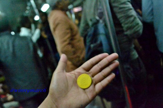 Metro MRT India