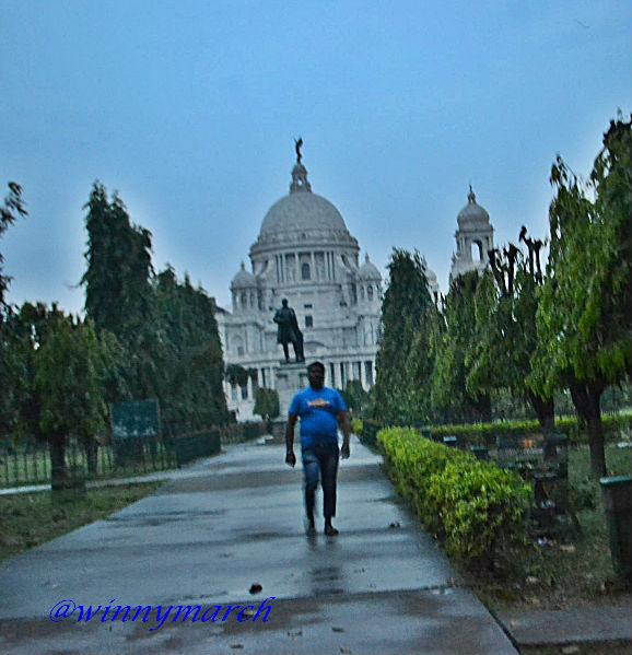 Victorial memorial Kolkata