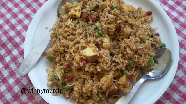 Makanan favorite selama di India