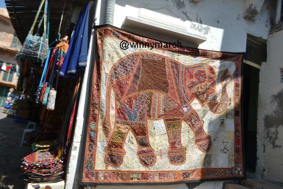 Tempat oleh-oleh di Jodhpur