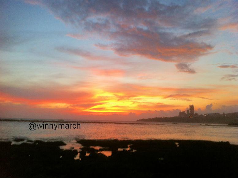 Sunset Bayah