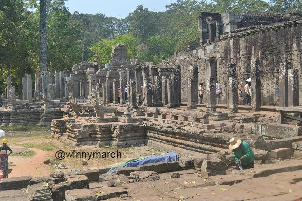 Komplek Angkor Wat