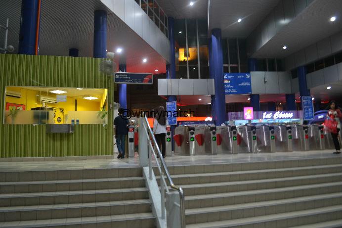 MRT Kuala Lumpur Malaysia