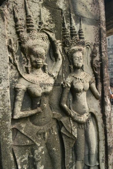 Relief Angkor Wat