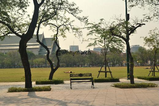 Taman di Bangkok
