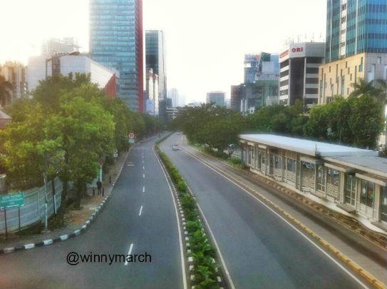 Jakarta Lebaran