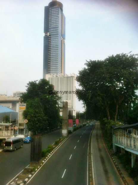 Lebaran di Jakarta