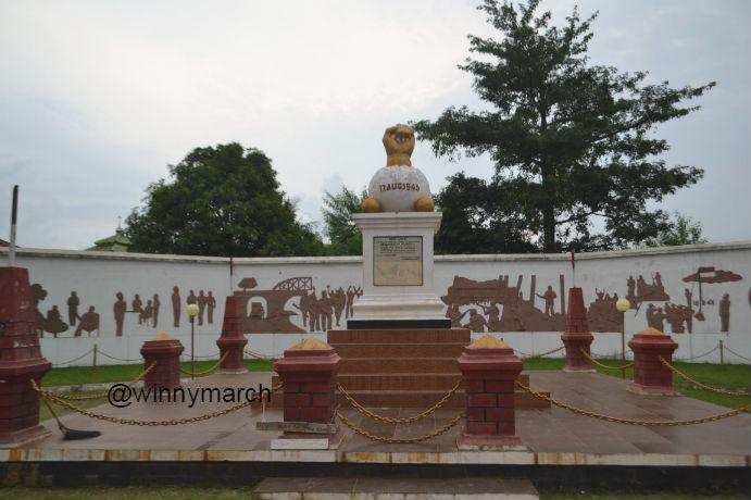 Monumen Kebulatan Telad Rengasdengklok