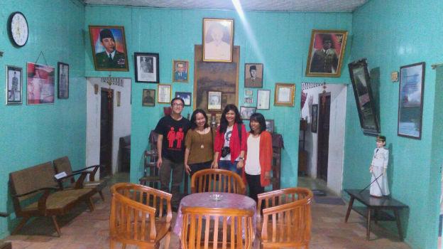 Rumah Pengasingan Soekarno Rengasdengklok