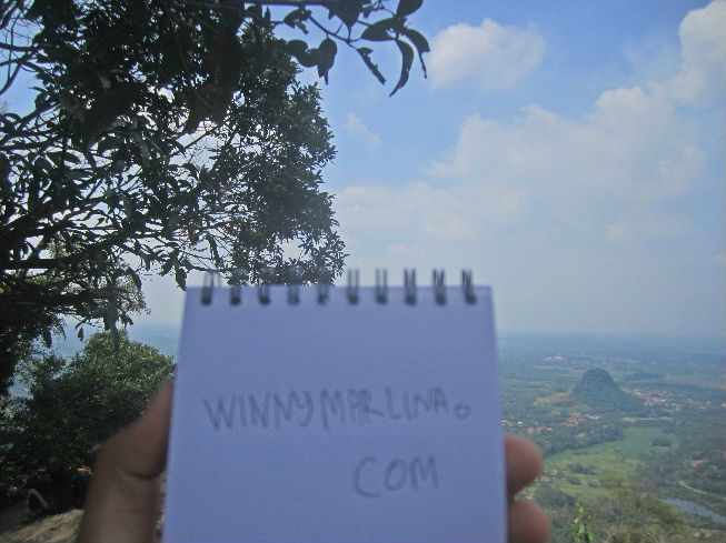 Situs Gunung Munara Bogor