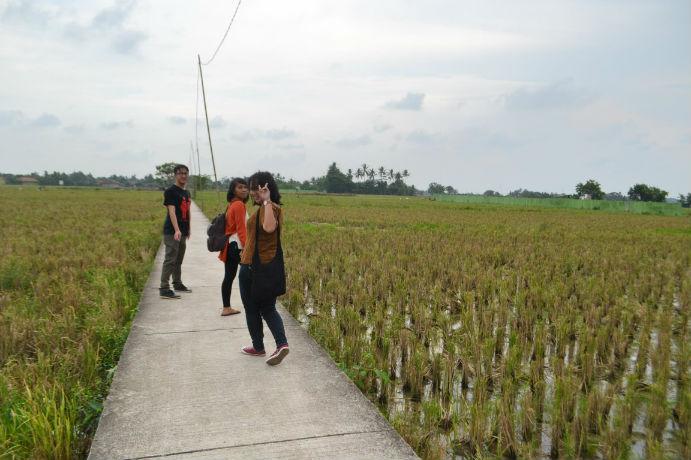 Travelling ke Candi Jiwa