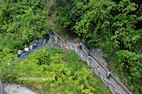 Great Wall of Koto Gadang Sumbar