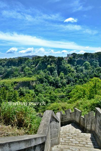 Great Wall of Koto Gadang