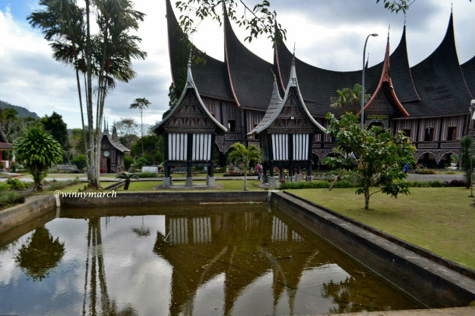 Information Center of Minangkabau Culture